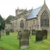 All Saints Church,  Sudbury, Derbyshire
