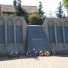 Dambusters Memorial, Woodhall Spa