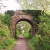 Old Bridge on the Chippenham to Calne railway