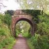 Old Bridge on the Chippenham to Calne railway