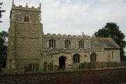 St.Helen's church, South Scarle, Notts.