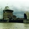 Thames Flood Barrier.