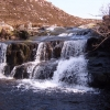Waterfall on Allt na h-Eirigh