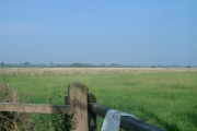 Whitacre Heath - looking NW from S edge of square