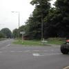 Junction of Main Road and Narrow Lane Watnall