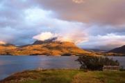 Upper Loch Torridon from Inveralligin