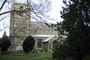 Church of St Helena, Willoughby, Lincs