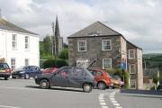 Ermington village square