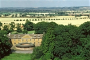 View from Belvoir Castle.