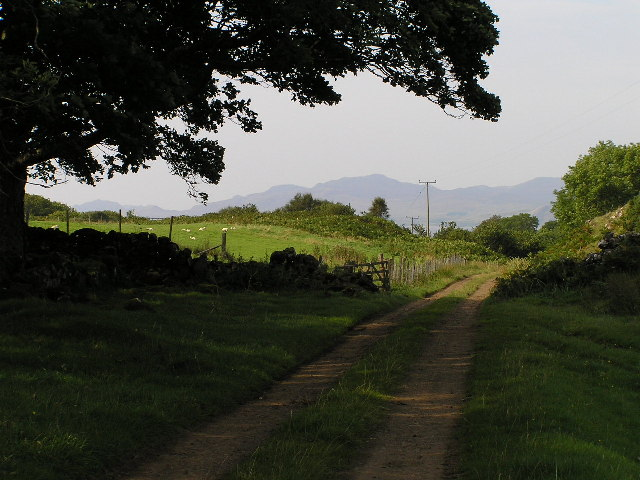 Leading to Mains of Drimnin