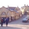 Blockley Main Street, Glos
