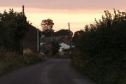 Hayton, near Aspatria
