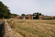South edge of Boarhills village