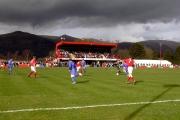 Beechwood Park, Sauchie. Football ground