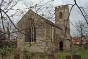 Church of St. Giles, Cromwell