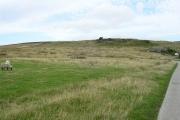 View towards Doubler Stones