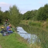 Path of Chesterfield Canal, Fisheries