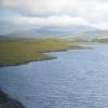 Loch á Chuilinn, looking west