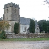 Daglingworth Church, Gloucestershire