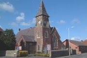 Trinity Methodist Church - Pemberton