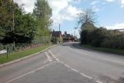 Saighton Village
