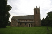 St.Peter's Chains church, Bottesford, Lincs.