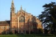 Radley College Chapel
