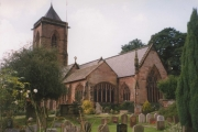 Tarporley Church