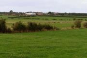 Farmland near Wedholme Hill