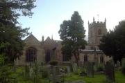 Madeley Church