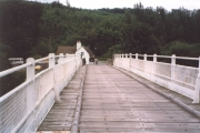 Toll-bridge, Whitney on Wye