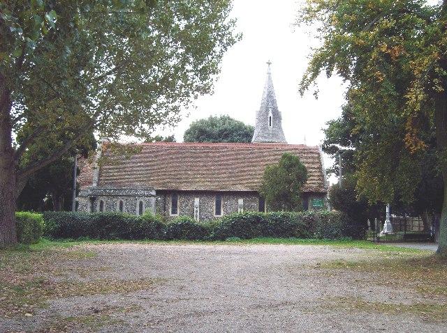 St Mary & St Botolph Church