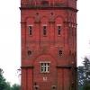 Water tower on Benacre Estate, Suffolk