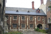 The Old Crypt School Room