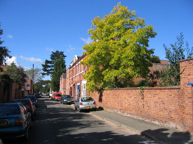 Trinity Street, Royal Leamington Spa