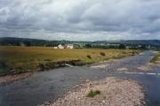 Afon Sawdde, Llangadog