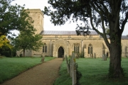 St Swithun's Church, Merton