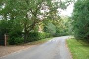 East Road, St George's Hill, Weybridge