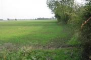 Farmland near Sutton, Nottinghamshire