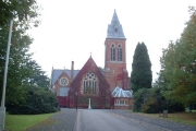The Garrison Church of All Saints, Aldershot