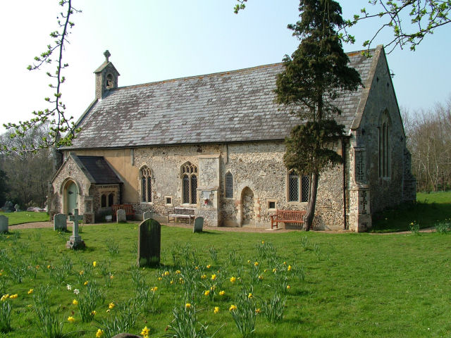 St Andrew's Church, Aldringham