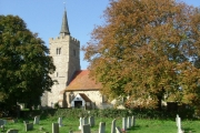 All Saints Church Barling