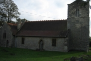 St Andrews Church, Oddington