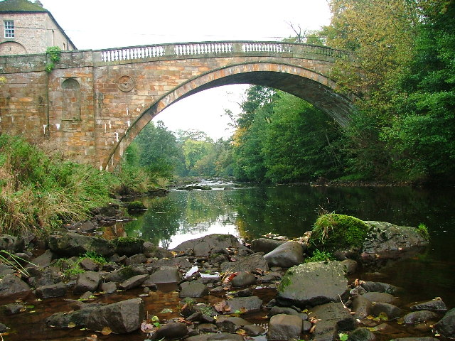 Greta Bridge In County Durham 171 Yourlocalweb