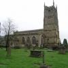 Wotton-under-Edge (Glos) St Mary the Virgin's Church