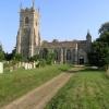 Wangford (nr Southwold, Suffolk) SS Peter & St Paul's Church