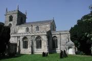Belton -in-Axholme, Lincs, All Saints Church
