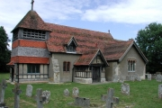 Berrick Salome (Oxon) St Helen's Church