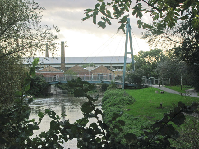 Holden Street Bridge, Belgrave, Leicester