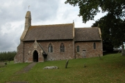 Munsley church